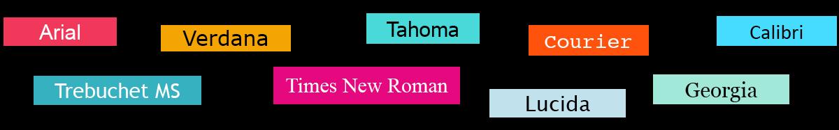 Typografie im Newsletter